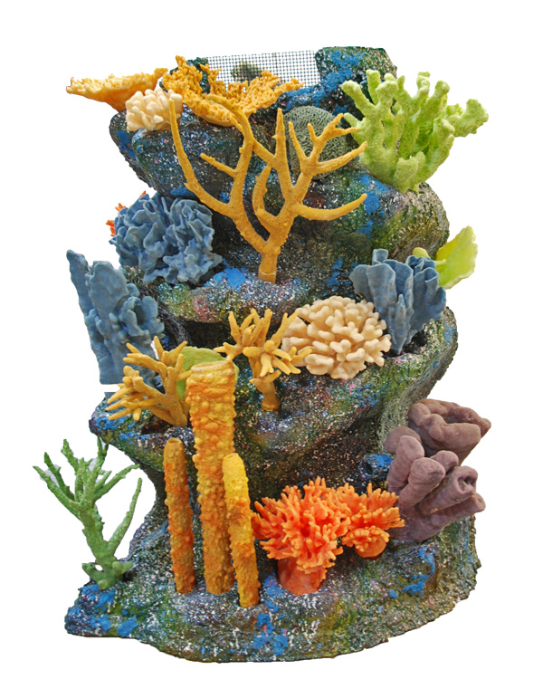 Artificial Reef Structures Coral Pieces Aquatic Perfection